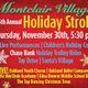 Montclair Village Holiday Stroll 2017