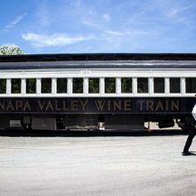 Napa Valley Wine Train to Host Inglenook Aboard its Private Reserve Train