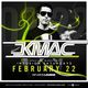 SET Saturdays   DJ K-MAC