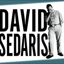 An Evening with DAVID SEDARIS in San Jose