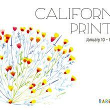 California Printed Opening Reception