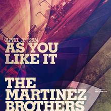 The Martinez Brothers (NYC), Galen, Rich Korach, Benjamin Vallery