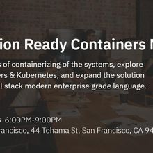 Production Ready Containers Meetup