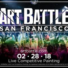 Art Battle - San Francisco