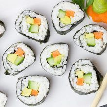 Rock and Roll: Sushi at Home