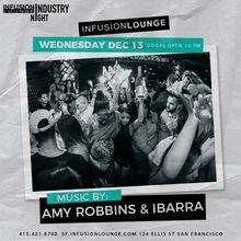 Amy Robbins & Ibarra at #IndustryNight