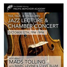 Jazz with Mads Tolling