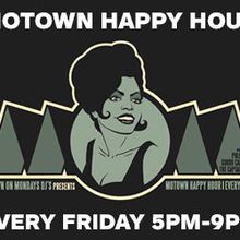 Motown Happy Hour Dance Party