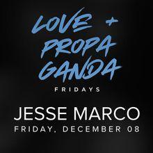 L+P Fridays w/ Jesse Marco
