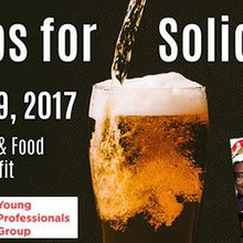 Sips for Solidarity: 7th Annual Beer & Food Tasting Benefit