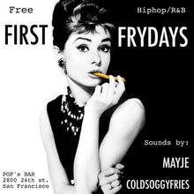 First FryDays at Pop's