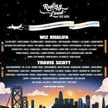 Rolling Loud Bay Area 2018