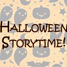 Halloween Storytime at Books Inc. Palo Alto