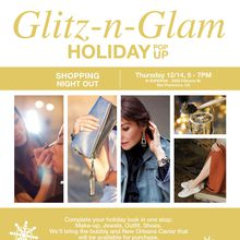 Glitz-n-Glam Holiday Pop Up