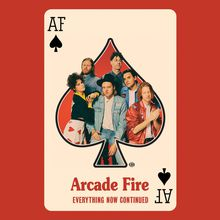 Arcade Fire ? Everything Now Continued