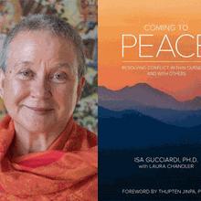 ISA GUCCIARDI, Ph.D. at Books Inc. Berkeley