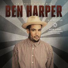 An Acoustic Evening with Ben Harper - SOLD OUT