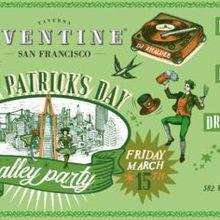 Taverna Aventine St Patrick's Day Block Party