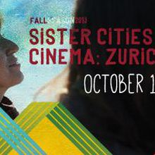 Sister Cities Cinema: Zurich/SF