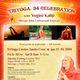 TriYoga 34 Celebration with Yogini Kaliji