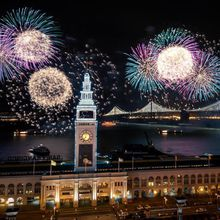 NYE 2019 - Open Bar & Live Fireworks on the Embarcadero
