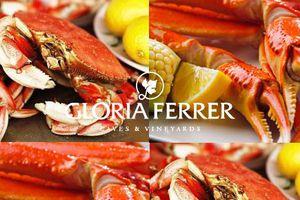 Gloria Ferrer Holiday Crab ...