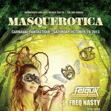 The 3rd Annual Masquerotica