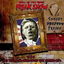 Freak Show San Freakcisco