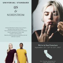 Universal Standard San Francisco Nordstrom Pop-up