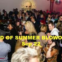 End of Summer Blowout Singles Party