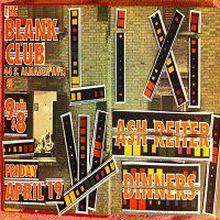 Li Xi, Ash Reiter, Dinners at the Blank Club!