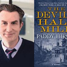 PADDY HIRSCH at Books Inc. Palo Alto
