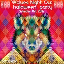 Monarch presents: WOLVES NIGHT OUT! w/ HUXLEY (UK), Shiny Objects, Elz, Jaime James