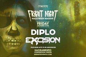 Fright Night: DIPLO, Excisi...