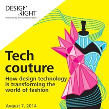 Design Night: Tech couture