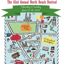 The 63rd Annual North Beach Festival