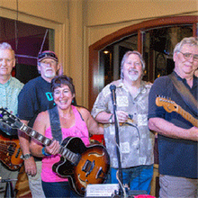 Sonoma Goods Band at Geyser Peak Winery