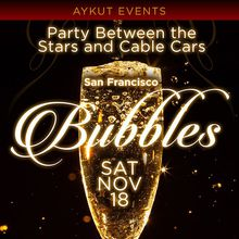 Party Between the Stars and Cable Cars at Starlight Room