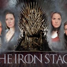 The Iron Stage: Improvised Game of Thrones Oct 14