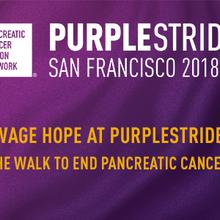 PurpleStride San Francisco 2018