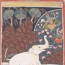 The Elephant's Eye: Artful Animals in South & Southeast Asia