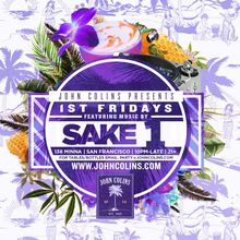 1st Fridays with Sake One
